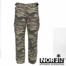 Штаны Norfin NATURE CAMO